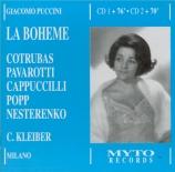 PUCCINI - Kleiber - La bohème (Live Scala de Milan) Live Scala de Milan