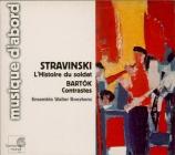 STRAVINSKY - Walter Boeykens - L'histoire du soldat, pour trois récitant