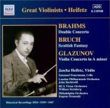 GLAZUNOV - Heifetz - Concerto pour violon op.82