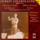 ROUSSEL - Celibidache - Petite suite op.39