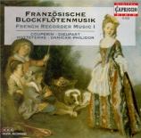 Französische Blockflötenmusik Vol.1