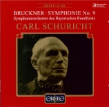BRUCKNER - Schuricht - Symphonie n°9 en ré mineur WAB 109