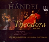 HAENDEL - Neumann - Theodora, oratorio HWV.68