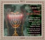 BOCCHERINI - Handt - Gioas, Re di Giudea, oratorio pour solistes et chœu