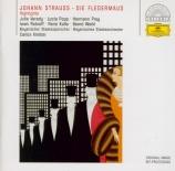 STRAUSS - Kleiber - Die Fledermaus (La chauve-souris) RV.503 : extraits