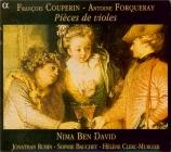 COUPERIN - Ben David - Suite pour violes de gambe n°1 en mi mineur