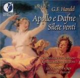 HAENDEL - Gauvin - Silente venti, motet pour soprano HWV.242