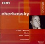 CHOPIN - Cherkassky - Ballade pour piano n°3 en la bémol majeur op.47 n°