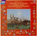 VIVALDI - Four Nations En - Sonate pour violoncelle et b.c. en si bémol