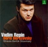 STRAUSS - Repin - Sonate pour violon et piano en mi bémol majeur op.18