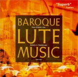 Baroque Lute Music vol.1