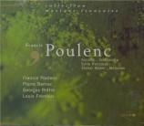 POULENC - Frémaux - Stabat Mater, pour soprano, choeur mixte à cinq voix