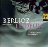 BERLIOZ - Nelson - Te Deum op.22