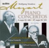 MOZART - Curzon - Concerto pour piano et orchestre n°23 en la majeur K.4