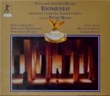 MOZART - Maag - Idomeneo, rè di Creta (Idoménée, roi de Crète), opéra se Live Fenice di Venezia, 27 - 2 - 1981