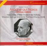 STRAUSS - Beecham - Ariadne auf Naxos (Ariane à Naxos), opéra op.60 live, Edinburgh le 23 - 08 - 1950 : version originale