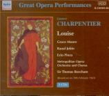 CHARPENTIER - Beecham - Louise (live MET 20 - 02 - 1943) live MET 20 - 02 - 1943