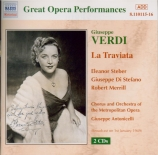 VERDI - Antonicelli - La traviata, opéra en trois actes