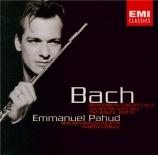 BACH - Pahud - Concerto brandebourgeois n°5 pour orchestre en ré majeur