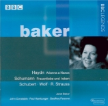 HAYDN - Baker - Ariadne auf Naxos (Arianna à Naxos), cantate pour mezzo