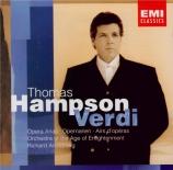 VERDI - Hampson - Airs d'opéras