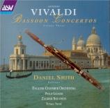 VIVALDI - Ledger - Concerto pour basson, cordes et b.c. en si bémol maje