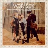 VORISEK - Tverskaya - Sonate pour piano op.20 'Quasi una fantasia'