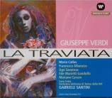 VERDI - Santini - La traviata, opéra en trois actes