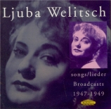Songs/Lieder Broadcasts