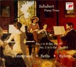 SCHUBERT - Immerseel - Trio avec piano n°1 en si bémol majeur op.99 D.89