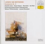 BEETHOVEN - Bernstein - Symphonie n°9 op.125 'Ode à la joie'