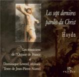 HAYDN - Musiciens de l' - Les sept dernières paroles du Christ sur la cr