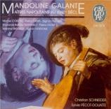 Mandoline galante : maîtres napolitains au XVIIIe siècle