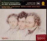 Complete Songs Vol.36 : An 1827 Schubertiad