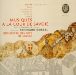 Musiques à la cour de Savoie