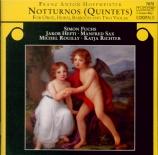 Notturnos (Quintets)