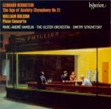 BERNSTEIN - Sitkovetsky - Symphonie n°2 'The age of anxiety'