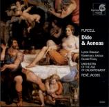 PURCELL - Jacobs - Dido and Aeneas (Didon et Énée), opéra Z.626
