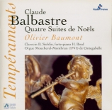 BALBASTRE - Baumont - Noëls pour orgue
