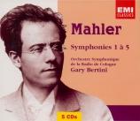 MAHLER - Bertini - Symphonie n°1 'Titan'