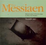 MESSIAEN - Ensemble Ader - Quatuor pour la fin du temps