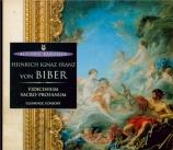 BIBER - Clemencic Conso - Fidicinium sacro-profanum