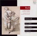 BACH - Tafelmusik - Cantate BWV 211 'Schweigt stille, plaudert nic