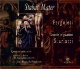 PERGOLESE - Quatuor Atlanti - Stabat Mater