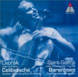 SAINT-SAËNS - Du Pré - Concerto pour violoncelle n°1 op.33