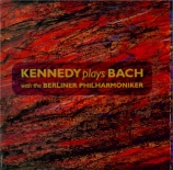 Kennedy plays Bach with the Berlin Philharmonic