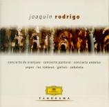 RODRIGO - Yepes - Concierto andalou