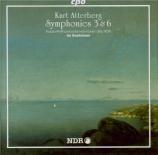 ATTERBERG - Rasilainen - Symphonie n°3 op.10 'West coast pictures'