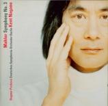 MAHLER - Nagano - Symphonie n°3