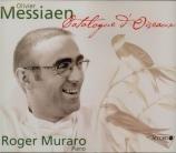 MESSIAEN - Muraro - Catalogue d'oiseaux